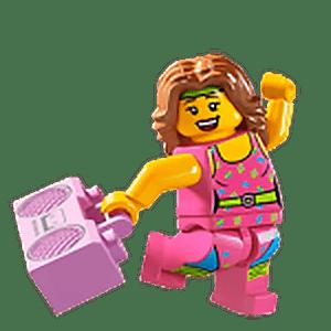 стикеры Лего