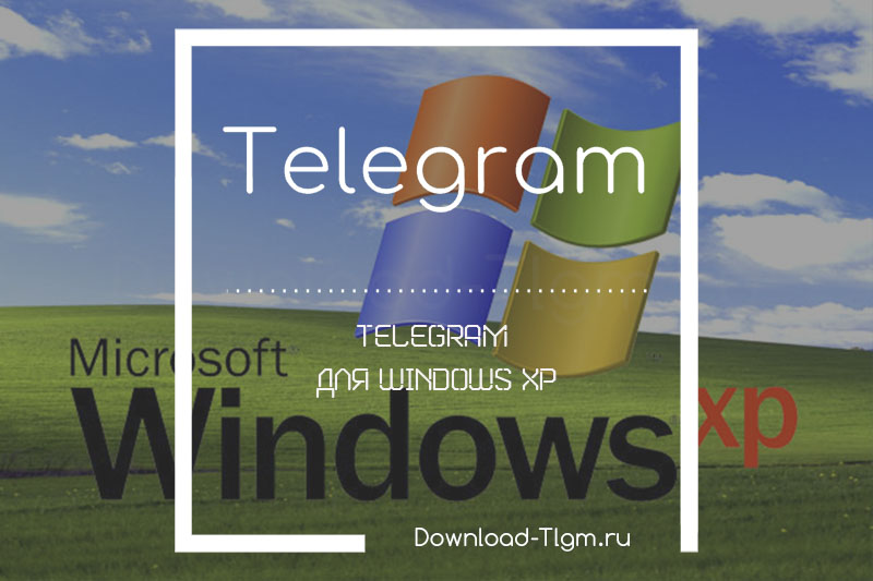Скачать Telegram для Windows XP