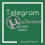 Telegram torrent