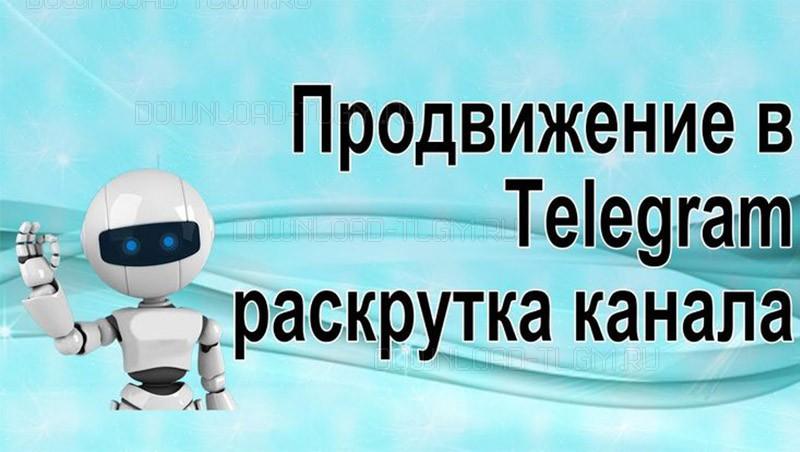 продвижение каналов и раскрутка в Телеграм